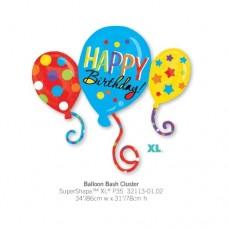 Balloon Bash Cluster 氣球