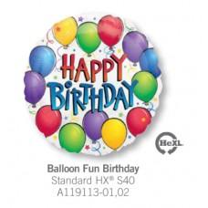 Balloon Fun Birthday 氣球