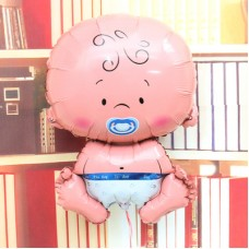 Baby 鋁箔氣球 - 可愛男仔BB