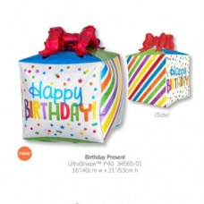 Birthday Present 氣球