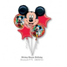 Mickey Mouse Birthday  氣球組合