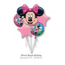 Minnie Mouse Birthday  氣球組合