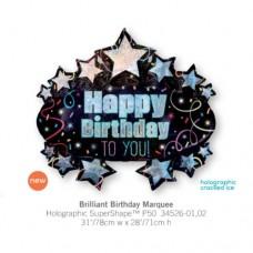 Brilliant Birthday Marquee 大帳篷氣球