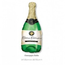 Champagne 香檳樽氣球