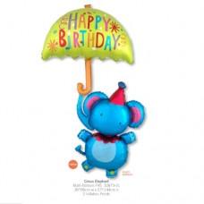 Circus Elephant 氣球