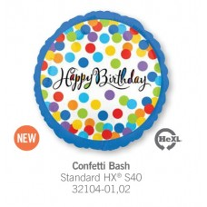 Confetti Bash氣球