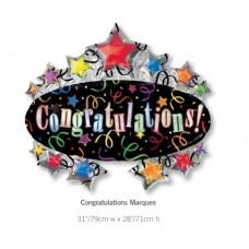 Congratulations 大帳篷氣球