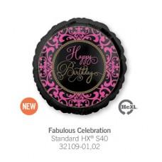 Fabulous Celebration 氣球