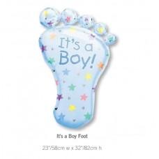 It's a Boy 腳板氣球