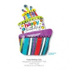 Funky Birthday Cakes 氣球