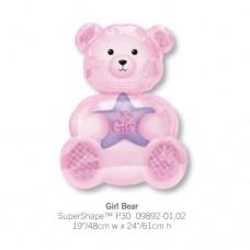 GirlBear 熊仔氣球
