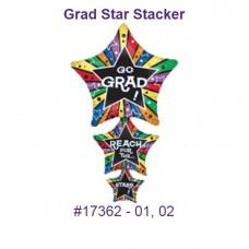 Grad Star Stacker氣球