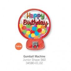 Gumball Machine 氣球