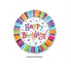 Radiant Birthday 氣球