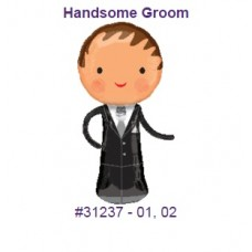 Handsome Groom 新郎氣球