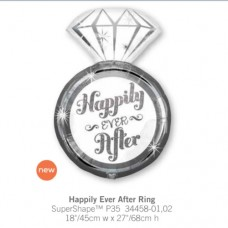 Happily Ever After Ring 鑽石介指氣球