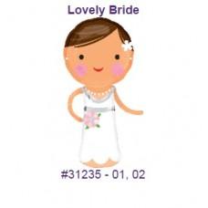 Lovely Bride 新娘氣球
