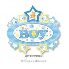 Baby Boy Marquee 大帳篷氣球