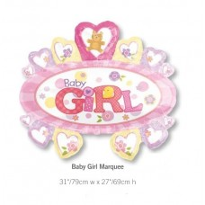 Baby Girl Marquee 大帳篷氣球