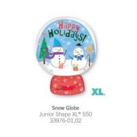 Snow Globe 氣球