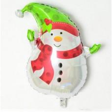 雪人氣球2
